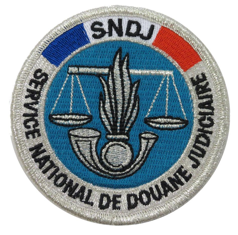 4e7aeeadac59 Écusson SNDJ.